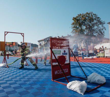 [GALERIA] Firefighter Combat Challenge już za nami