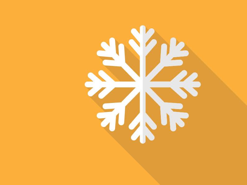 Ostrzeżenie o dużych opadach śniegu
