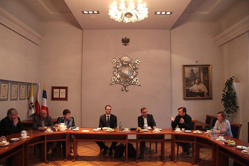 Spotkanie wójtów i burmistrzów na temat zanieczyszczenia powietrza