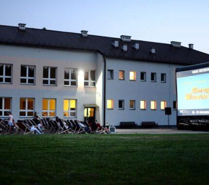 Kino pod Gwiazdami przyciągnęło tłumy!