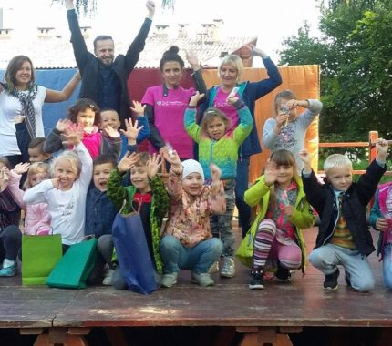 III Piknik nad Skawą, czyli tęczowe dzieciństwo pod ochronnym parasolem