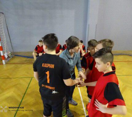 Cztery tytuły siatkarskich Mistrzów dla SP 2 Wadowice