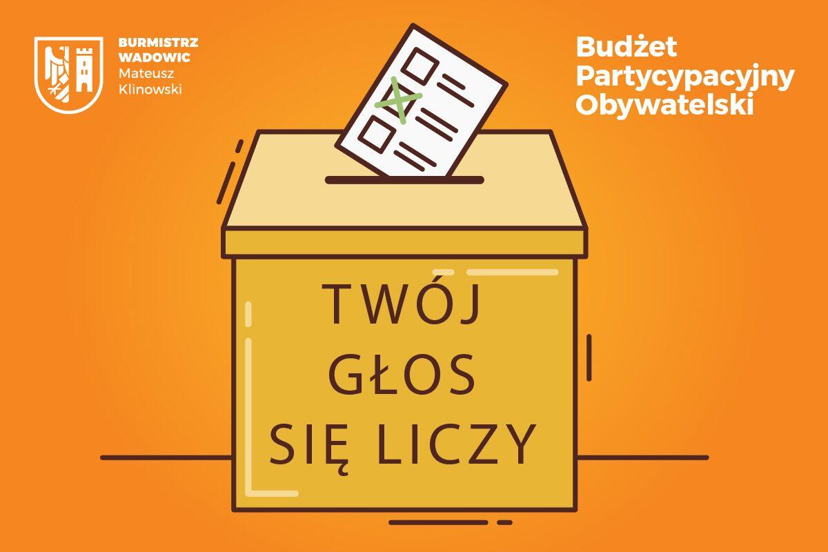 Przed nami głosowanie w Budżecie Partycypacyjnym (Obywatelskim)