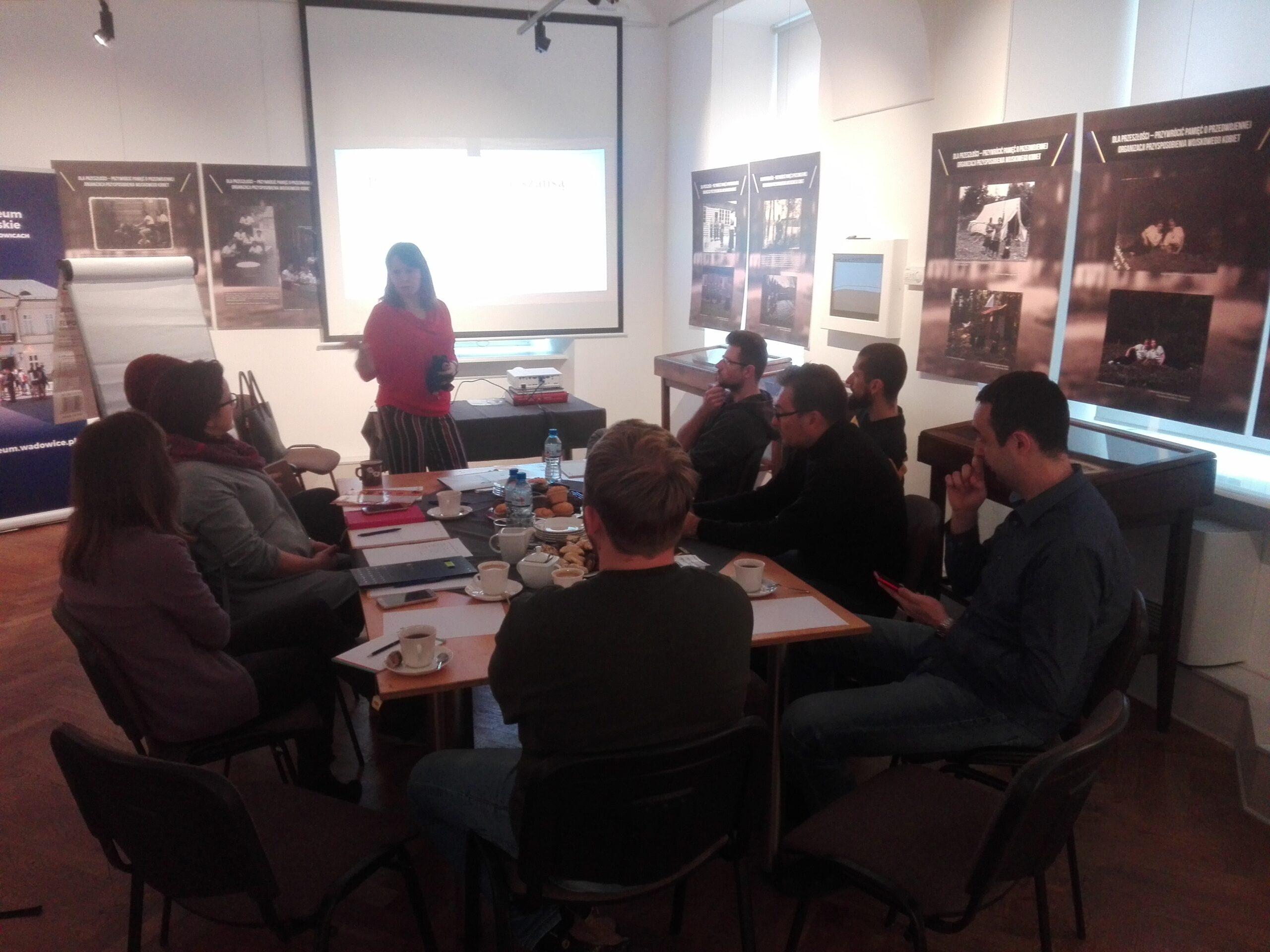 Budowanie sieciowego produktu turystycznego w Gminie Wadowice – pierwsze spotkanie już za nami!