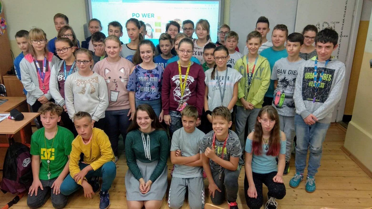 Projekt Ponadnarodowa Mobilność Uczniów  w Zespole Szkół w Jaroszowicach