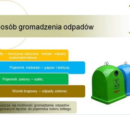 sposob gromadzenia odpadow 2