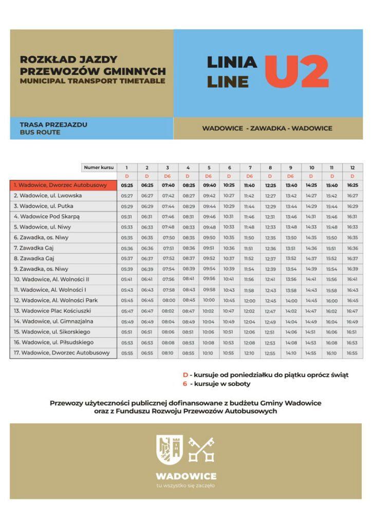 Linia U2 best 01 724x1024 - Komunikacja zbiorowa