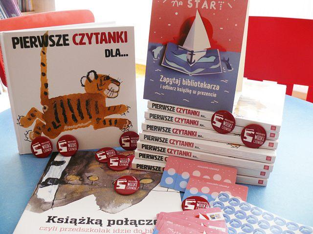 Podaruj dziecku wyjątkowy prezent! Wyprawki czytelnicze dla przedszkolaków