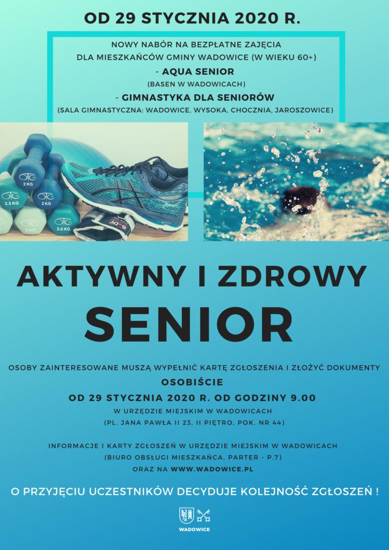 Aktywny i zdrowy senior