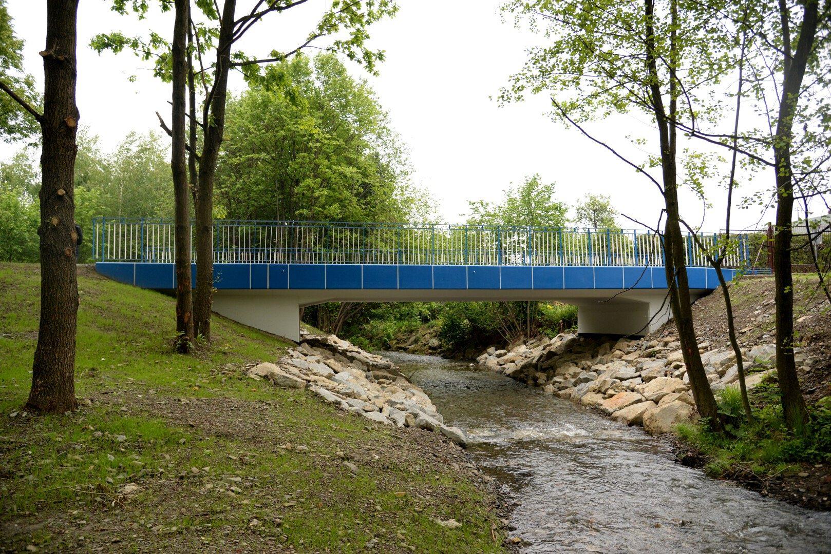 Most w Choczni gotowy na otwarcie