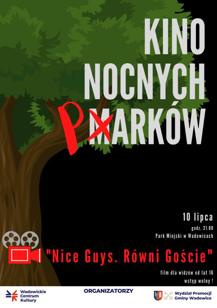 Kino Nocnych Parków 1 724x1024 - Kino Nocnych Parków - już dziś!