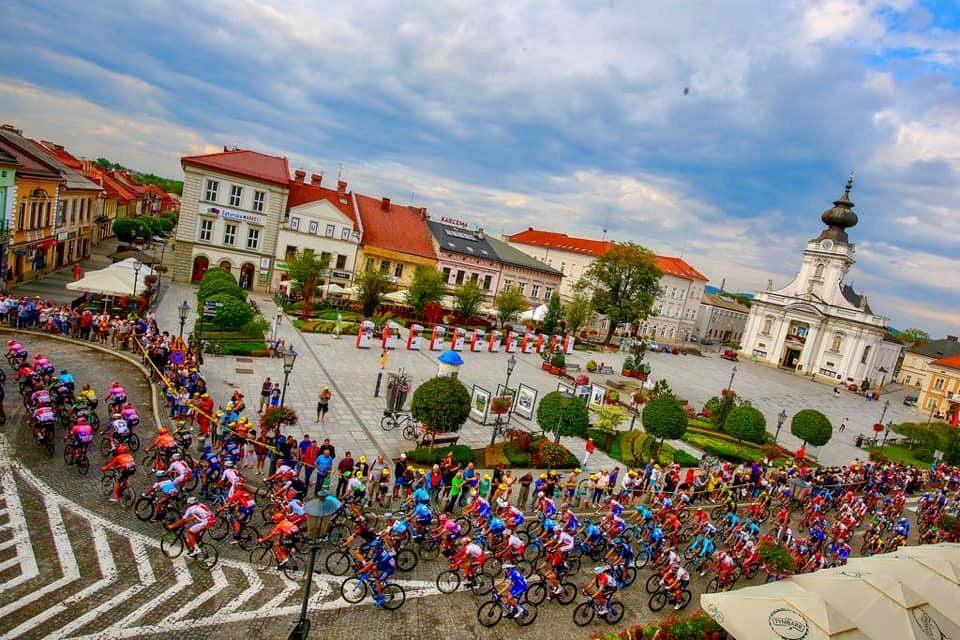 Start Tour de Pologne z Wadowic już w piątek. Sprawdź szczegóły wydarzenia!