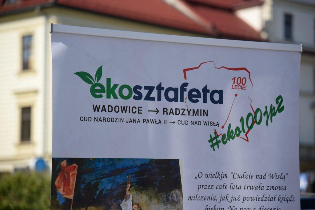 Z Wadowic do Radzymina… na hulajnogach!