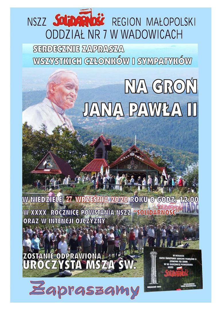 Msza św. w intencji Ojczyzny na Leskowcu