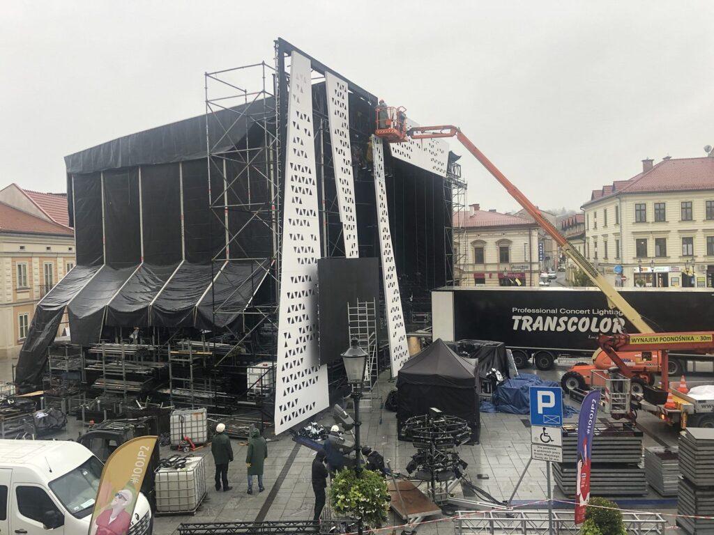 IMG 4319 1024x768 - Oświadczenie w sprawie niedzielnego wydarzenia w Wadowicach
