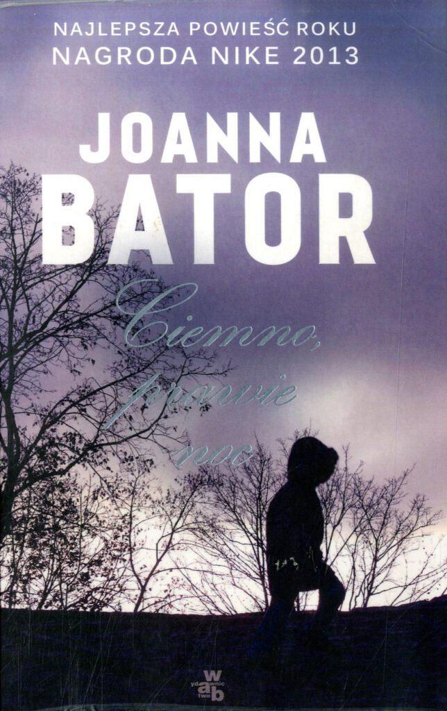 CIEMNO PRAWIE NOC 644x1024 - Wirtualne spotkanie z Joanną Bator