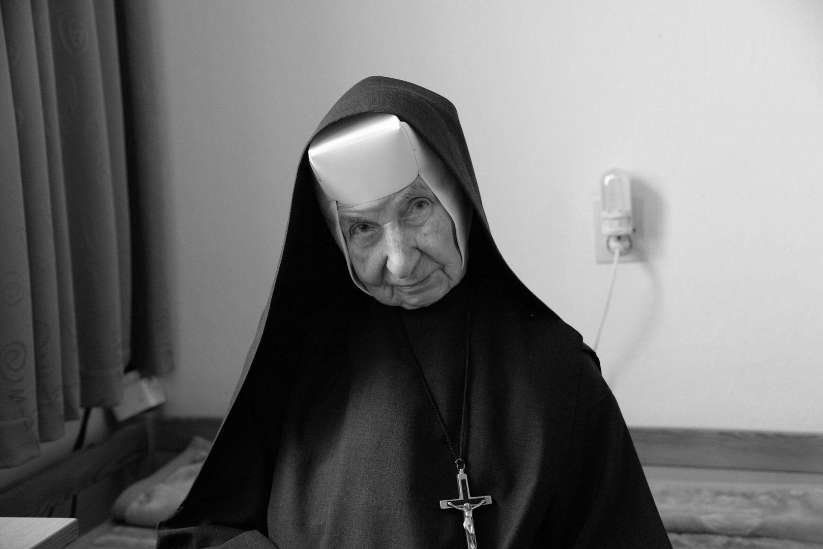 W wieku 106 lat odeszła od nas s. Adamina, najstarsza mieszkanka gminy