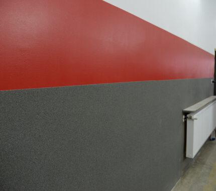 Garaż w budynku OSP w Wysokiej w nowej odsłonie