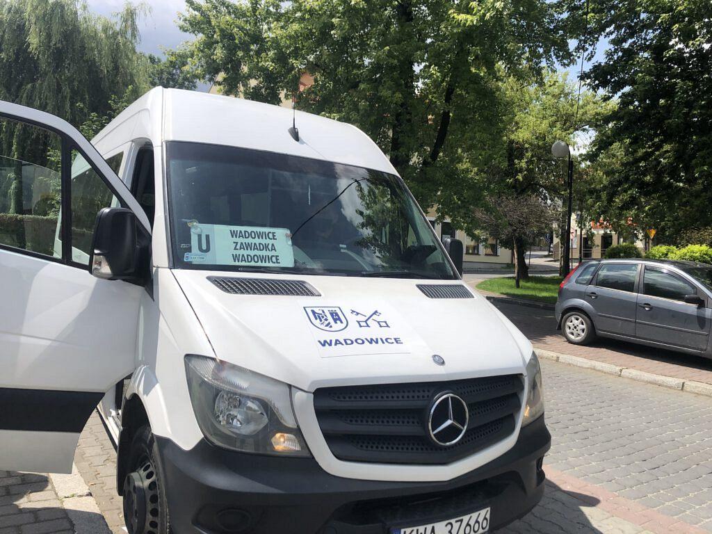 IMG 1644 1024x768 - NOWY Rozkład jazdy wadowickiego busa