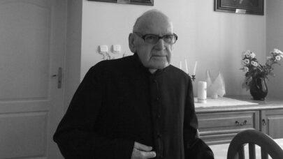 Odszedł ks. Zdzisław Kałwa