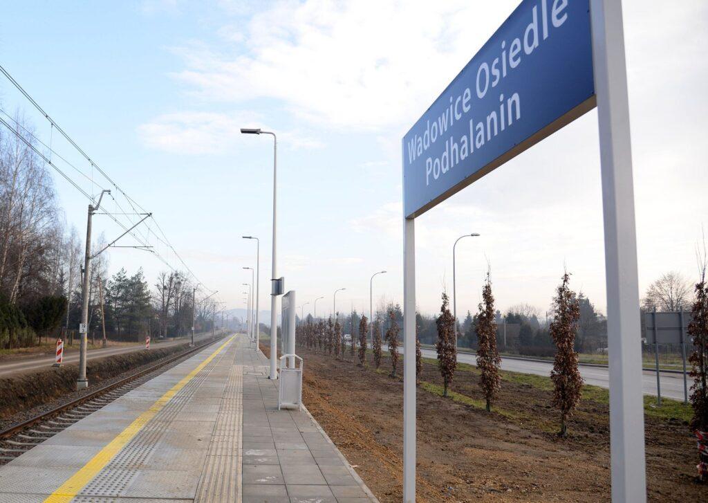 DSC 1348 1024x727 - Nowe perony w Wadowicach czekają na podróżnych