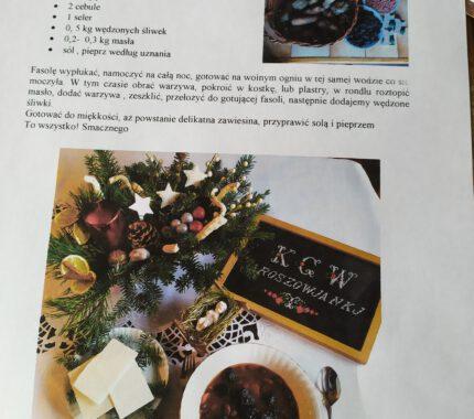 """""""Jaroszowianki"""" wyróżnione w konkursie """"Polska smakuje na Boże Narodzenie"""""""