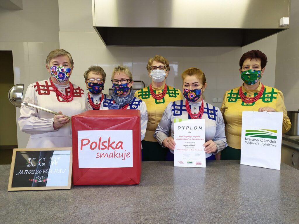 """IMG 20201230 101010 1024x768 - """"Jaroszowianki"""" wyróżnione w konkursie """"Polska smakuje na Boże Narodzenie"""""""