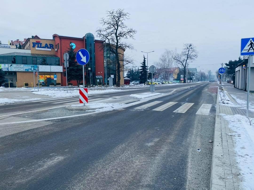 Zmiana organizacji ruchu na ulicy Lwowskiej