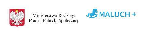 Logo Maluch 1 - Na miejsce OPP żłobek i oddział przedszkolny