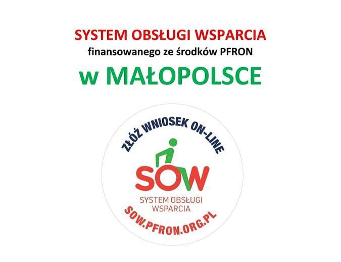 """System Obsługi Wsparcia finansowanego ze środków PFRON, a program """"Aktywny samorząd"""""""