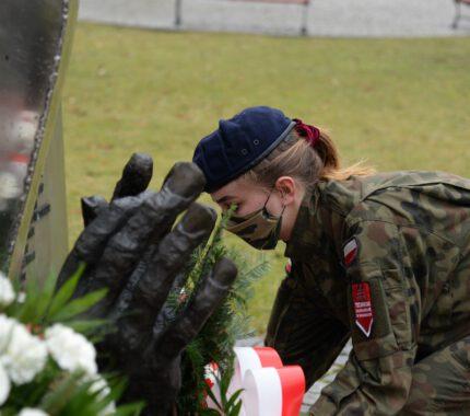 Wadowice upamiętniły Żołnierzy Wyklętych