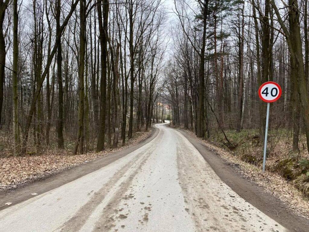 Chocznia Koscielna 1024x768 - Jest plan na kolejną ścieżkę rowerową!