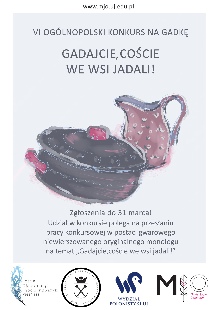 VI Ogólnopolski Konkurs na Gadkę