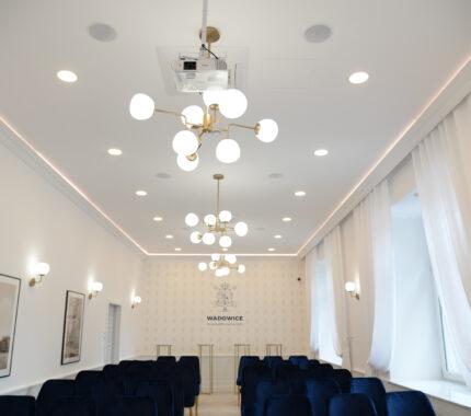 Sala Ślubów po remoncie
