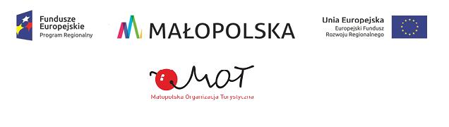 Logo Malopolska - Obiekty Szlaku Architektury Drewnianej w Małopolsce w 3D!