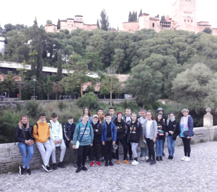 Międzynarodowa mobilność uczniów z Jaroszowic – pokonała covida!