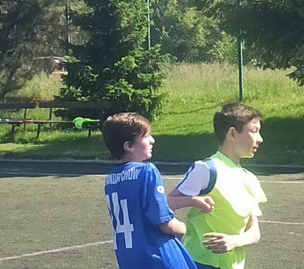 Igrzyska dzieci – finał powiatowy w piłce nożnej chłopców