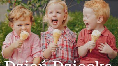 Darmowe lody na Dzień Dziecka!
