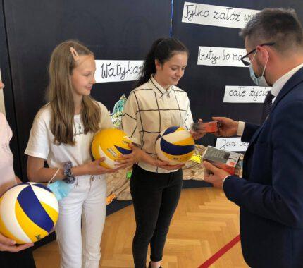 Konkurs wiedzy o Janie Pawle II – nagrody wręczone!