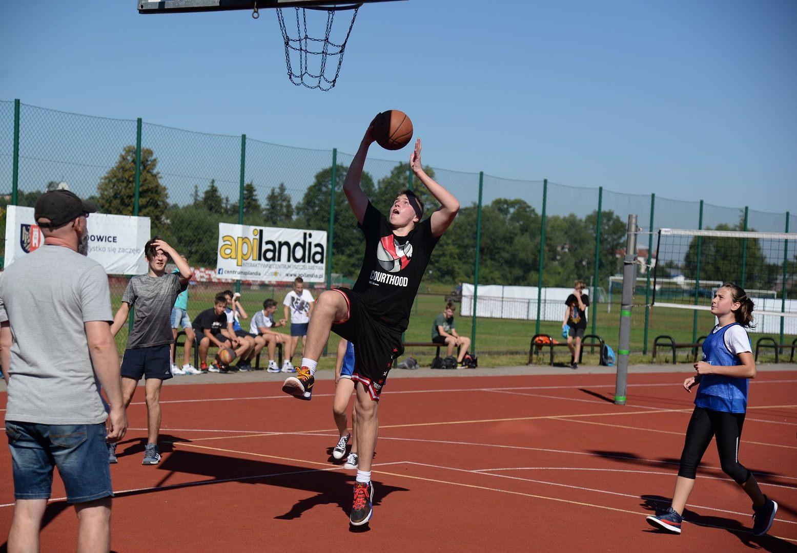 Zagraj z nami w Trio Basket!
