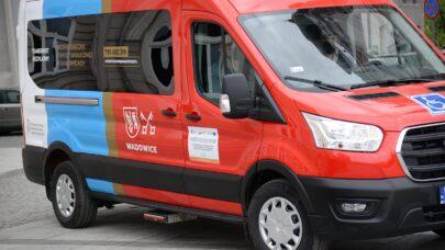 Popularny i bezpłatny transport w obrębie gminy Wadowice