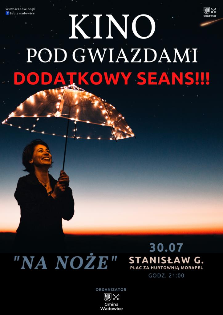 KINO pod GWIAZDAMI 2020 2 724x1024 - Wadowice świętują półmetek wakacji!