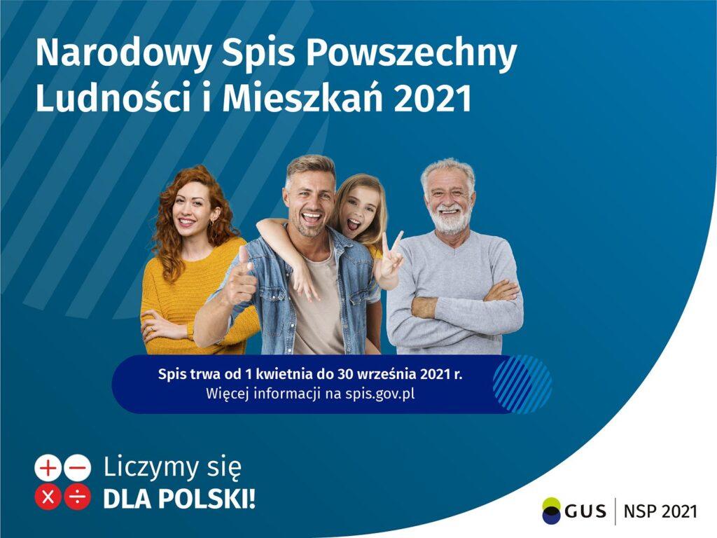 Narodowy Spis Powszechny Ludnosci i Mieszkan NSP 2021 grafika II 1024x768 - Spisz się w niedzielę w Mobilnym Punkcie Spisowym