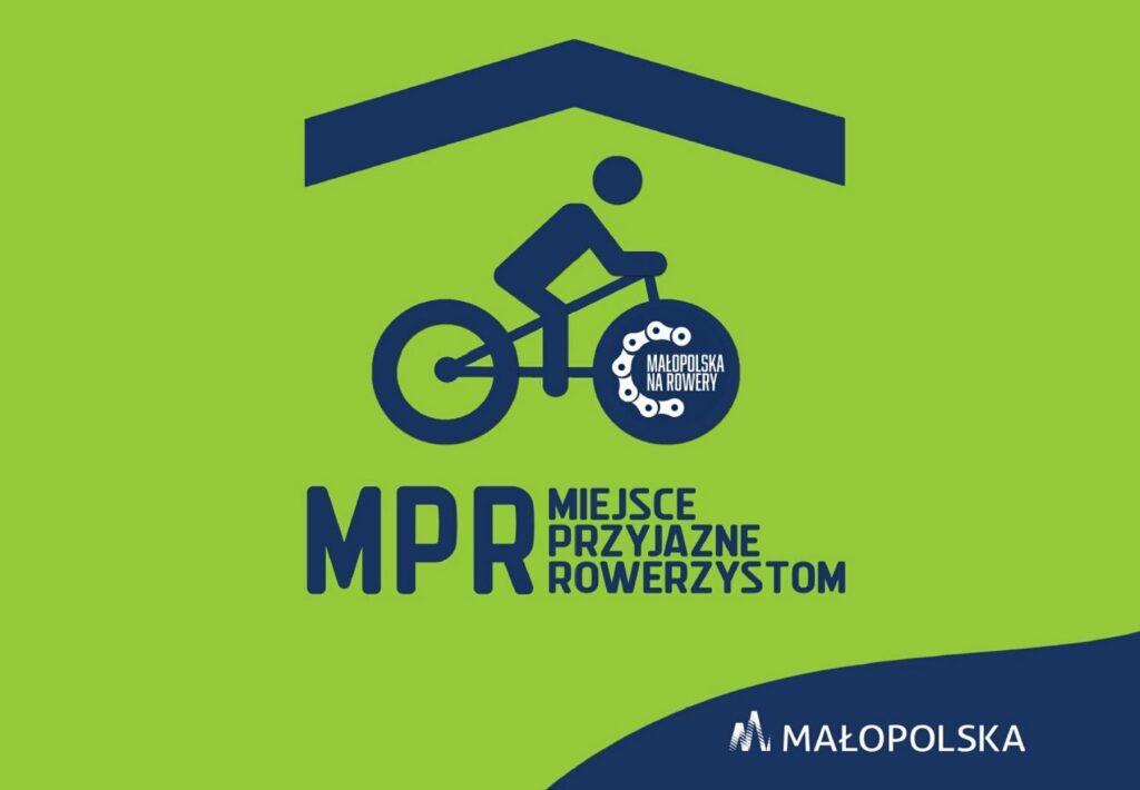 MPR logo 1024x710 - Informacji Turystycznej w Wadowicach przyznano certyfikat Miejsca Przyjaznego Rowerzystom!