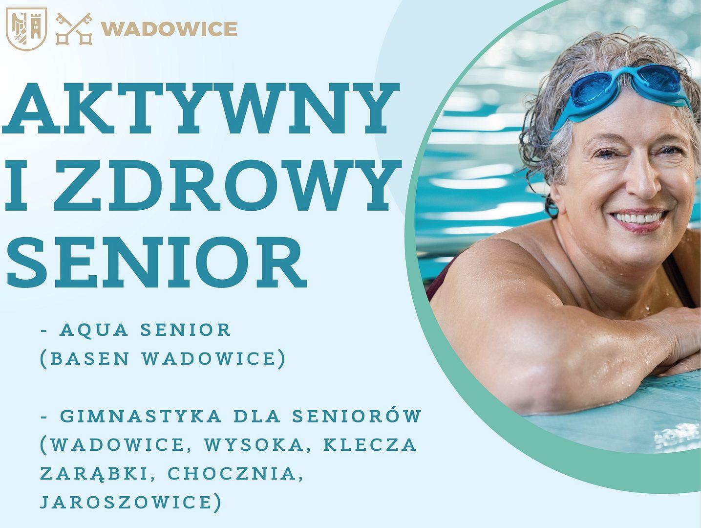 Ruszają zapisy na bezpłatne zajęcia dla seniorów!