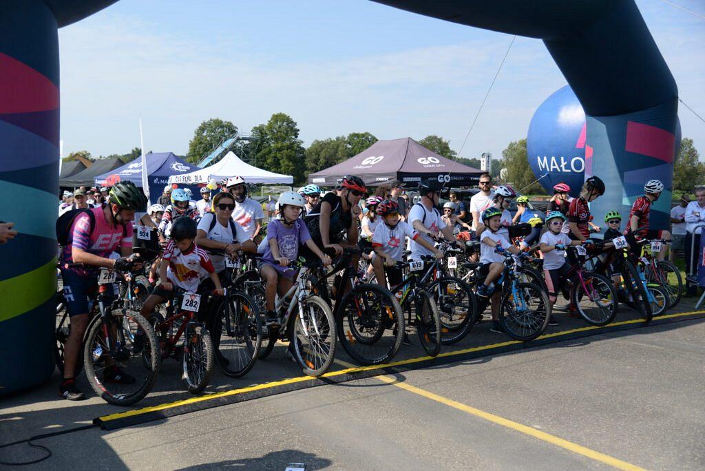 DSC 8121 1024x684 - Największa rowerowa impreza roku - Małopolska Tour 2021 w Wadowicach!
