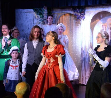 """""""Anastazja"""" – premiera musicalu w wykonaniu Teatru Nasz z Kleczy Dolnej"""