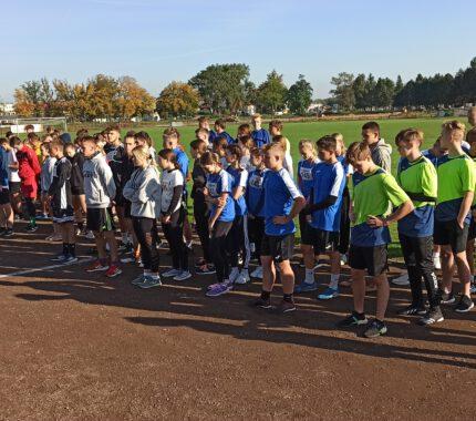 Sztafetowe biegi przełajowe 1.10.2021